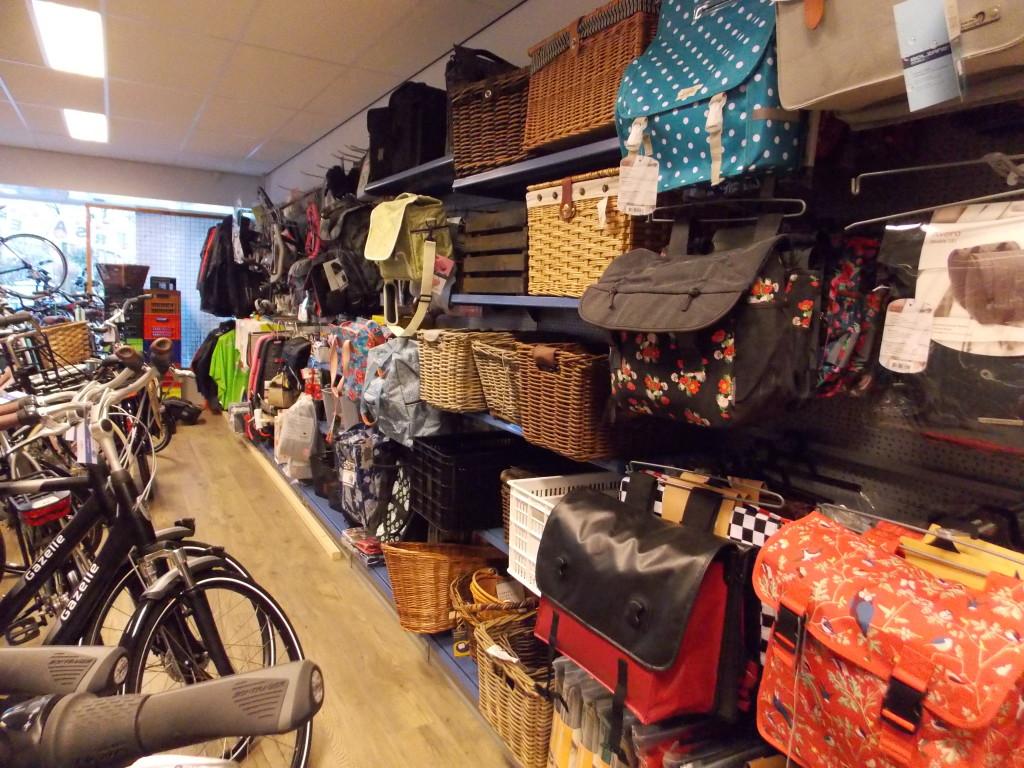fietsshop uitgeest fietstas basil new looxs