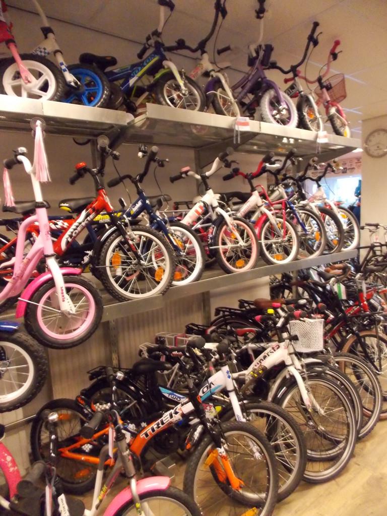 fietsshop uitgeest kinderfiets loekie