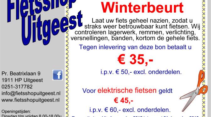 winterbeurt 2015