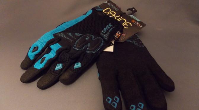 Dakine gloves sentinel dames blauw